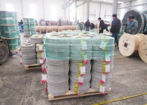 MC cable types of armored cable 14 AWG-1000kcmil including 12/2 UL Listed 1569