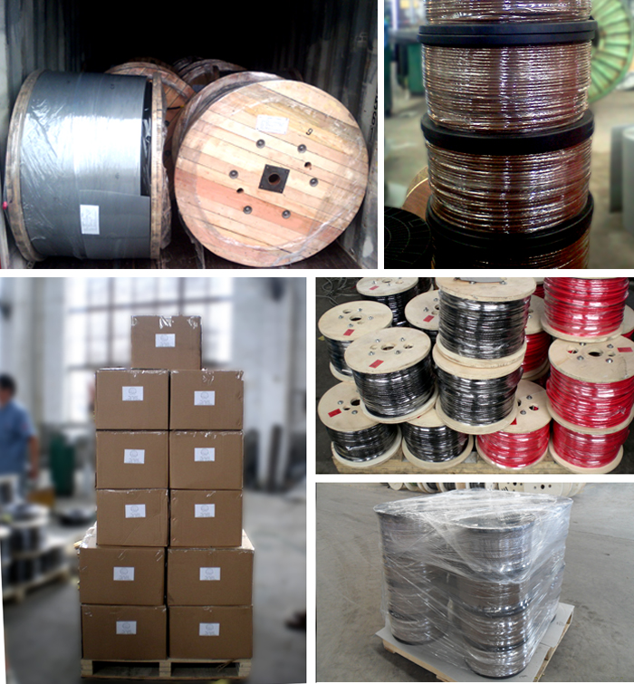 Insulated electrical wire THHN/THWN-2/T90 cable for power distribution