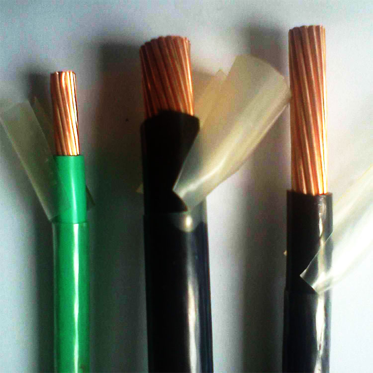 Europe style for Stranded Copper Pvc Insulation H07v-r 6mm Electrical Cable Wire