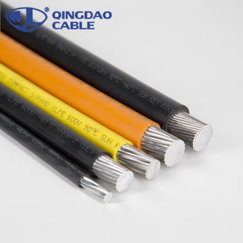 High Quality for Popular 24 Core 100-120m Span Adss Fiber Optic Cable - Type XHHW/XHHW-2 cable Aluminum/Al or Copper/Cu Conductor 600V XLPE Insulation/insulated – Cable