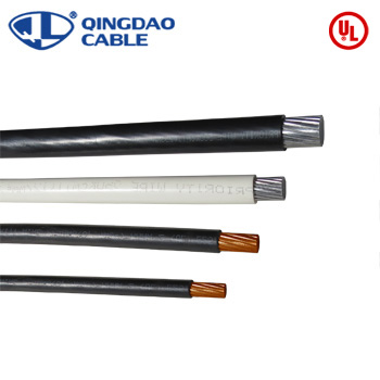 Type XHHW/XHHW-2 cable soft drawn bare Aluminum or annealed Copper bare or tinned Conductor 600V XLPE Insulation/insulated