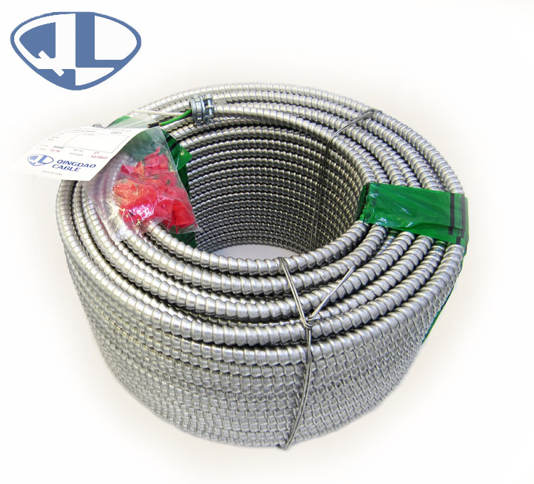Ordinary Discount Marine Control Cable - MC cable ?? listed 1569 metal clad cable Type metal cable 600volts power cable copper conductor ALuminum Armor/thhn/thwn-2 – Cable