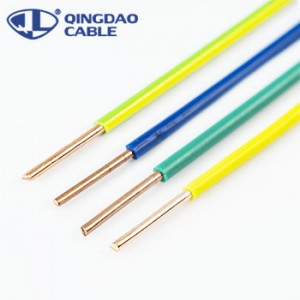 Short Lead Time for Electrical Building Materials Stranded Wire -