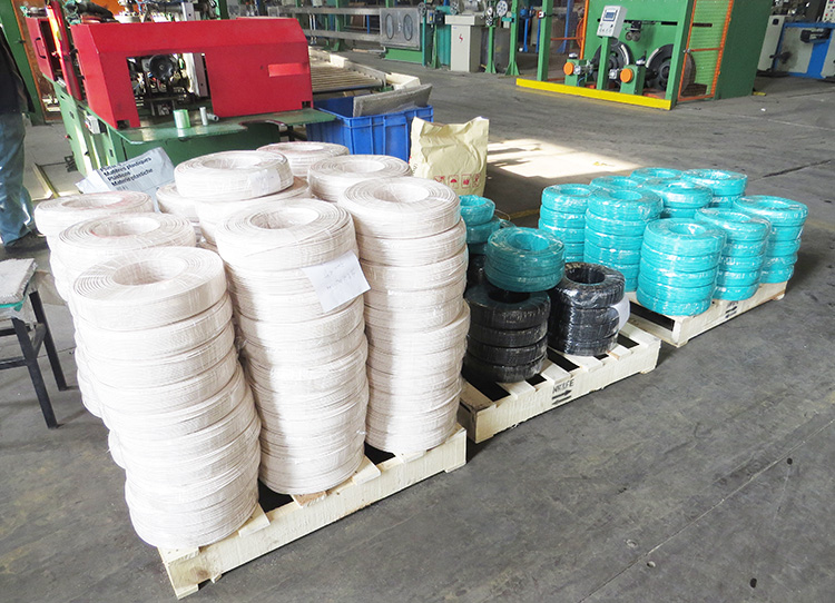 New Delivery for Manufacture Pv Solar Ground Screw - type THHN wire size soft annealed  Cu conductor bare or tinned flame retardant PVC insulated nylon jacket – Cable