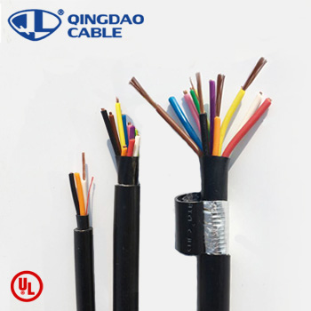 Good Quality Pvc Insulated Flame Control Cable -